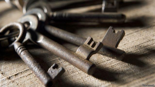 ¿Qué hacer con las llaves antiguas?